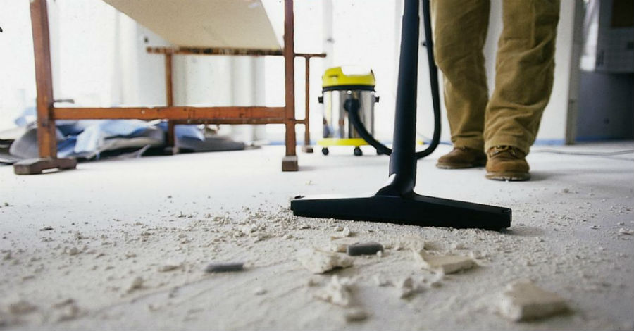construction clean up services in Fairfield NJ
